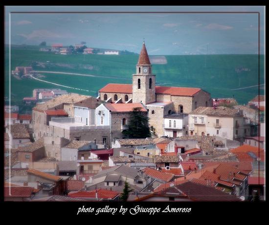 Castelnuovo della Daunia (Fg) - CASTELNUOVO DELLA DAUNIA - inserita il 18-Nov-11
