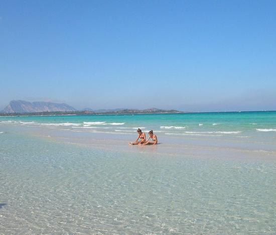 Spiaggia  - San teodoro (7705 clic)