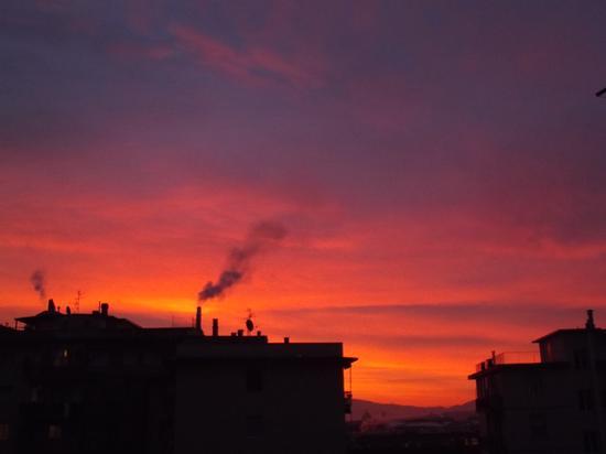 Una mattina di Gennaio - Firenze (857 clic)