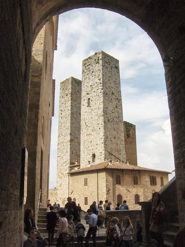 - San gimignano (1324 clic)