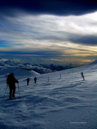 sopra le nuvole - Catania (3112 clic)