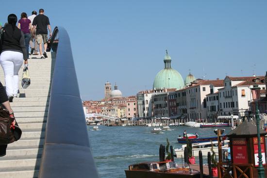Ponte della Costituzione | Venezia (1890 clic)