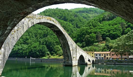 Il pone della Maddalena! - Borgo a mozzano (4898 clic)