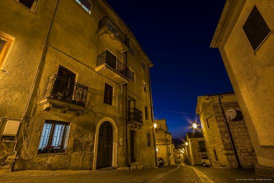 Castrolibero, centro storico - Cosenza (2629 clic)