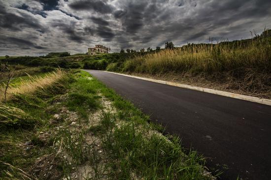 La strada per Santa Lucia - Cosenza (2115 clic)