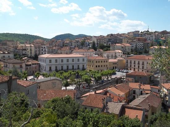 Panorama di Moliterno (PZ) (2143 clic)