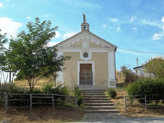 Cappella di San Francesco di Paola - Moliterno (2047 clic)
