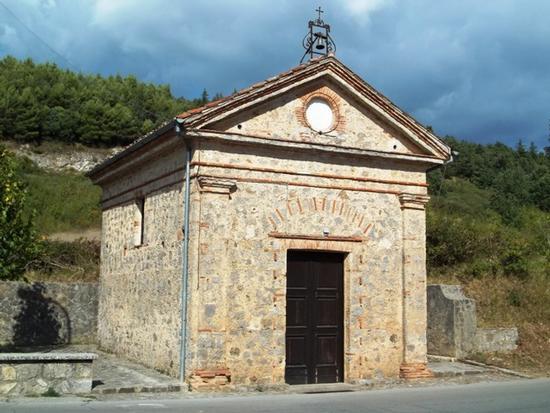 Cappella di San Cataldo - Moliterno (1922 clic)