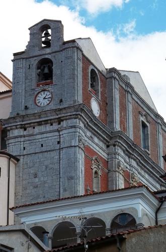 Chiesa Madre dell'Assunta - Moliterno (1814 clic)