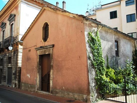 Cappella di San Biagio - Moliterno (2005 clic)