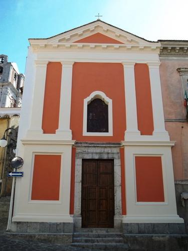 Chiesa dell'Annunziata - Moliterno (2110 clic)
