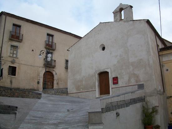 Museo Civico d'Arte Sacra - Moliterno (1948 clic)