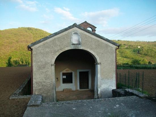Cappella della Madonna di Arsieni - Moliterno (1623 clic)