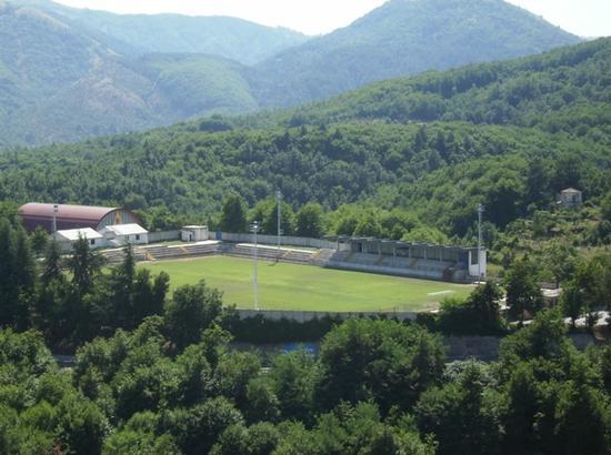 Stadio Comunale O. Venezia - Moliterno (2831 clic)