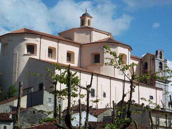 Chiesa Madre dell'Assunta - Moliterno (1846 clic)