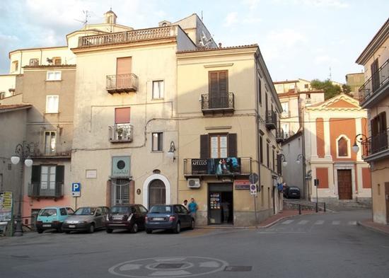 Piazza Plebiscito - Moliterno (1648 clic)