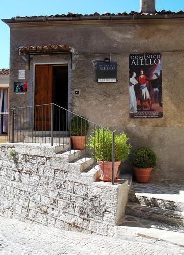 Casa Museo Domenico Aiello - Moliterno (2045 clic)