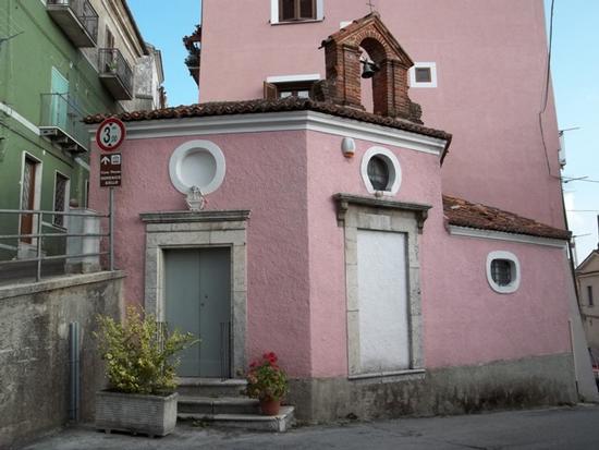 Cappella dell'Angelo Custode - Moliterno (1734 clic)