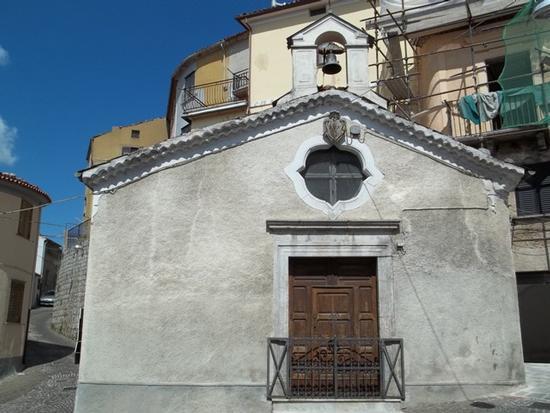 Cappella di San Rocco - Moliterno (1642 clic)