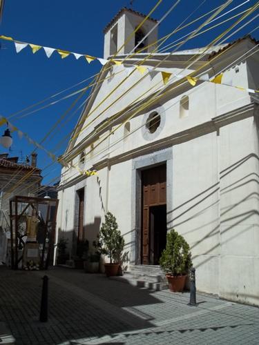 Chiesa della SS. Trinità - Moliterno (2032 clic)
