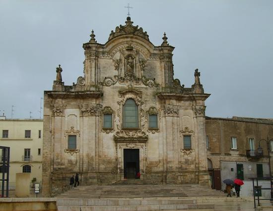 Chiesa di San Francesco - Matera (2161 clic)