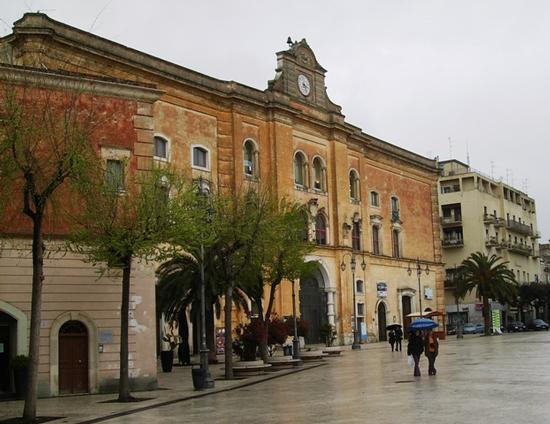 Palazzo dell'Annunziata - Matera (2960 clic)