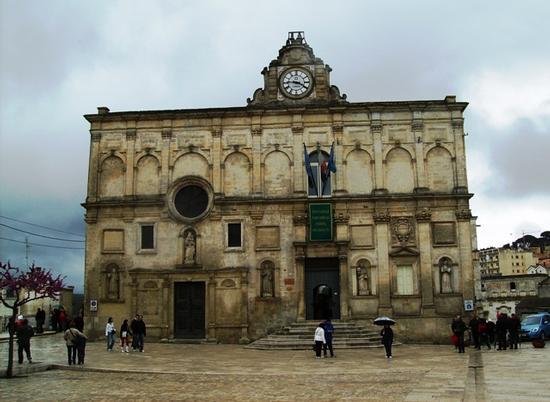 Palazzo Lanfranchi - Matera (3555 clic)