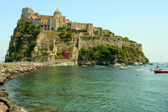 Castello Alfonsino - ISCHIA - inserita il 18-Oct-11
