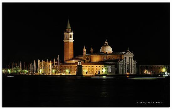 Venezia - cattedrale S.Giorgio (9552 clic)