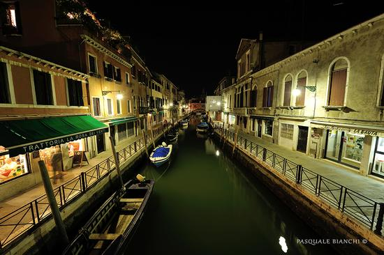 Venice by night - Venezia (2724 clic)