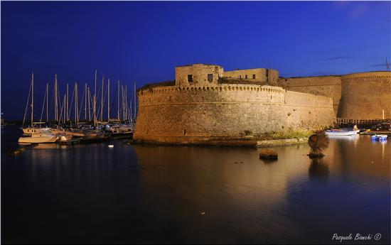 Castello Angioino - Gallipoli (5269 clic)