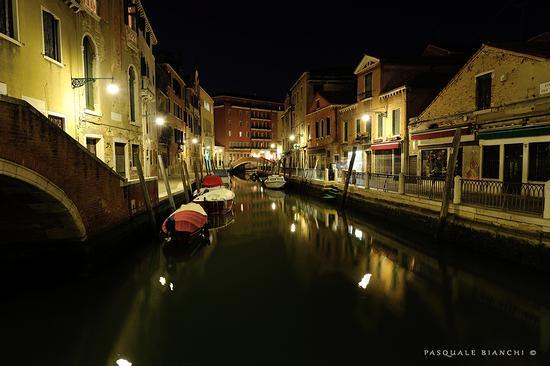 Venezia - notturna (1815 clic)