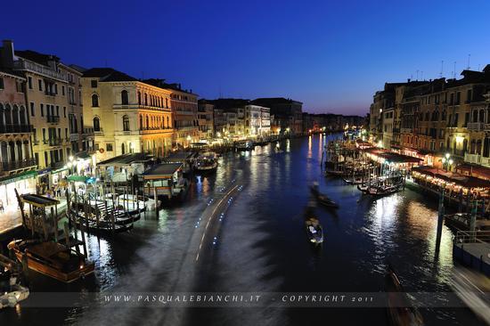 Venezia...l'ora blù (7874 clic)