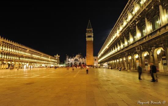 Venezia - Piazza San Marco (1540 clic)