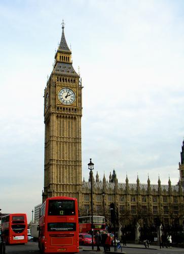 Big Ben , Londra  (581 clic)