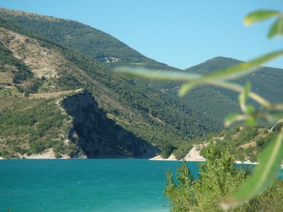 Lago di Fiastra - Bolognola (1299 clic)
