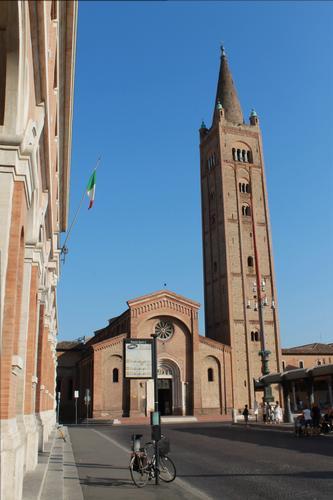 Chiesa di S.Mercuriale - Forlì (2243 clic)