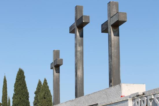 Tre Croci nel Cielo - Redipuglia (2351 clic)