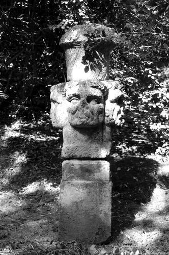 Parco dei Mostri  - Bomarzo (1271 clic)