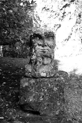 Parco dei Mostri  - Bomarzo (1363 clic)