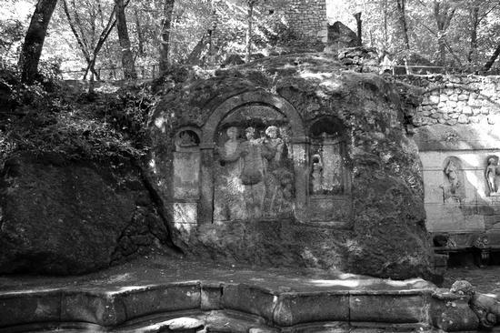 Parco dei Mostri  - Bomarzo (1265 clic)