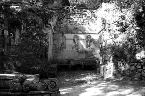 Parco dei Mostri  - Bomarzo (1325 clic)