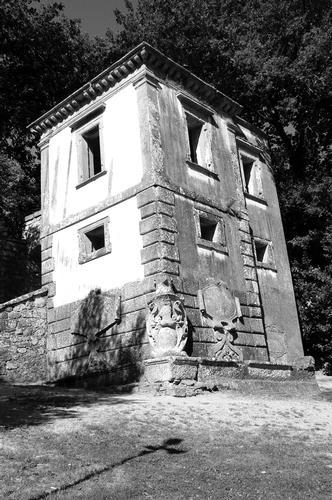 Parco dei Mostri  - Bomarzo (1125 clic)