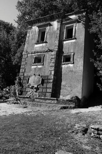 Parco dei Mostri  - Bomarzo (1399 clic)