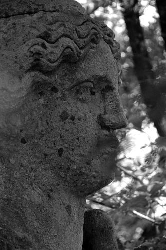 Parco dei Mostri  - Bomarzo (1435 clic)