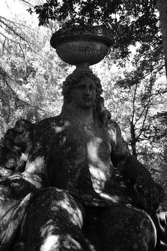 Parco dei Mostri  - Bomarzo (1017 clic)