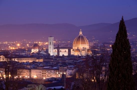 Firenze all'alba (3764 clic)