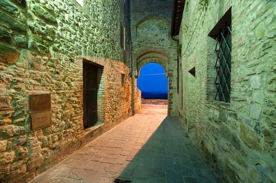 La porta del Chianti - Castelnuovo berardenga (3101 clic)
