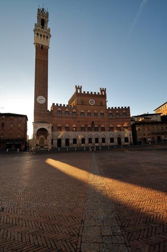Palazzo Comunale e Torre del Mangia - SIENA - inserita il 22-Nov-12