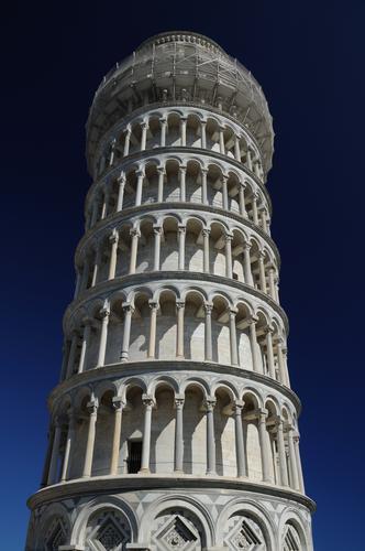 La torre di Pisa - PISA - inserita il 19-Nov-12